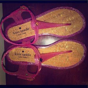 Kate Spade Yari Jelly Sandals